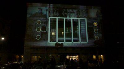 Cine Fantasma Rumo a Roma