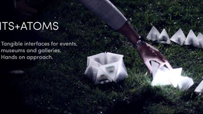 Tangible interfaces for museums, galleries, events MAIN IMAGE