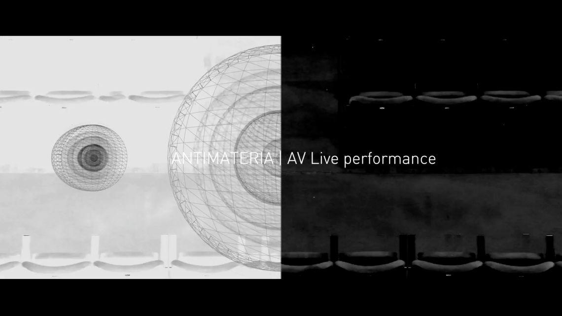 AV   Antimateria