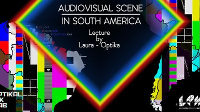 Audiovisual Scene in South America
