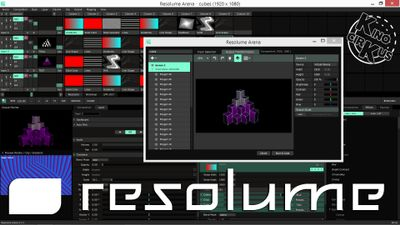 Resolume Arena [80 €]