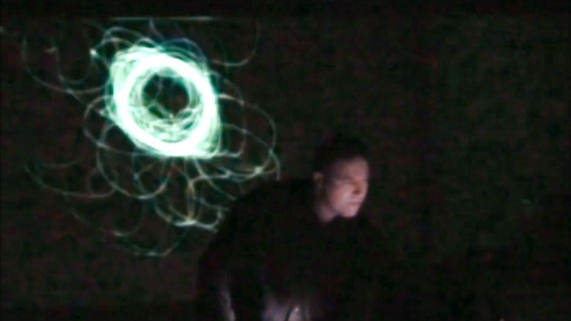 Lissajous Laser Synth