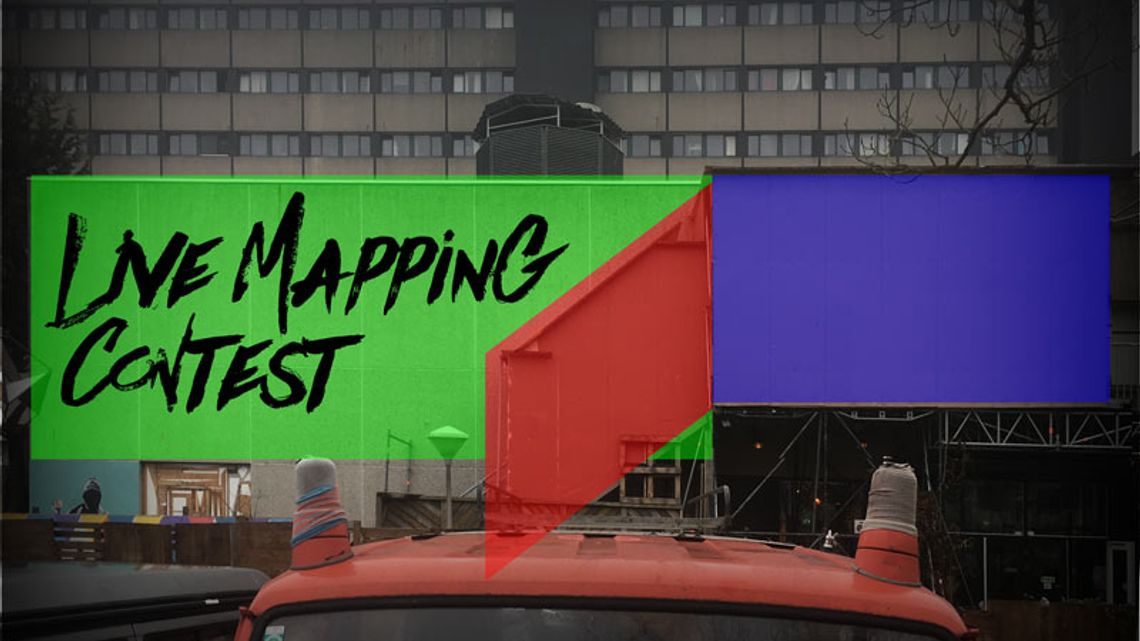 Live Mapping Contest 2017 Presentation