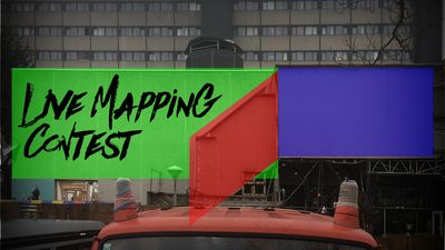 Live Mapping Contest 2017 Presentation MAIN IMAGE