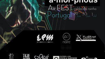 AmorphousAVFest