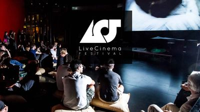 Screenings: Live Cinema Festival