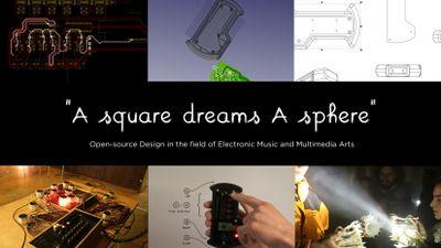 A square dreams A sphere