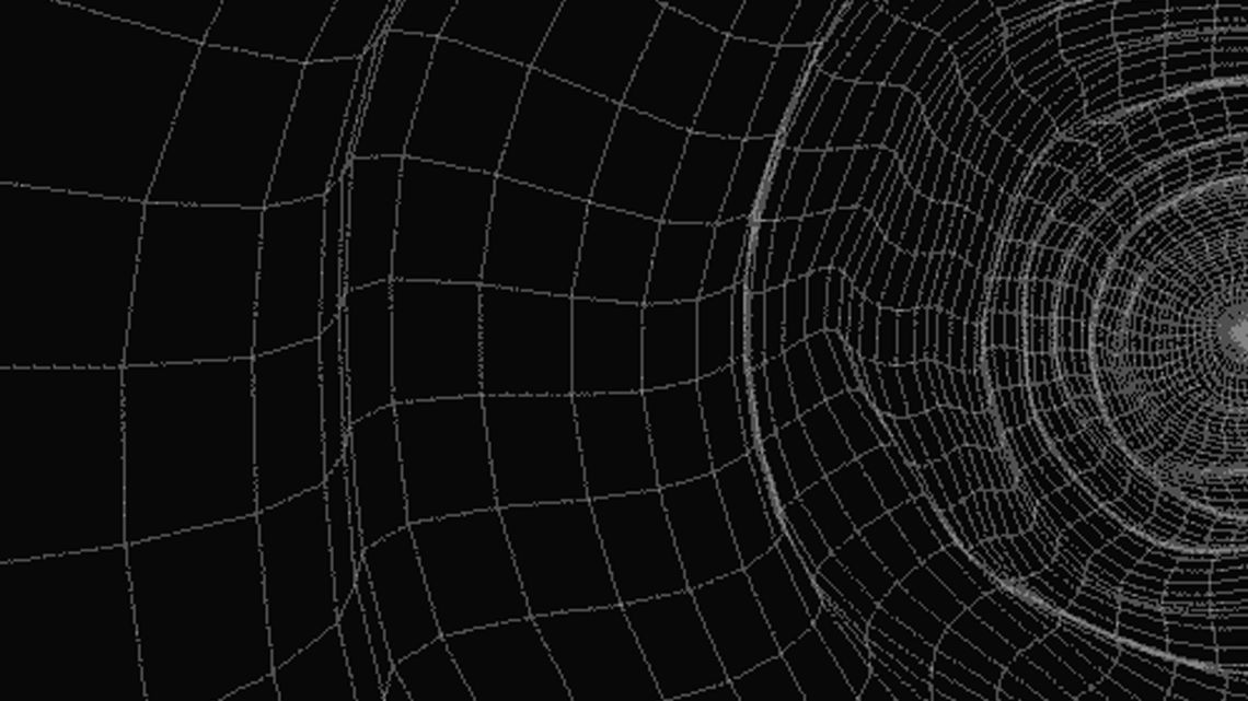 Spacetime distortion