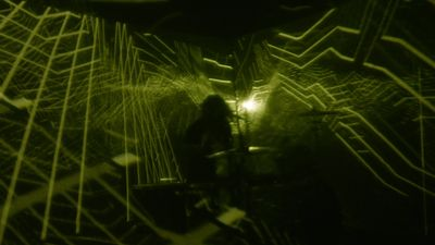 Dejha Ti : Reactive projection environments for music