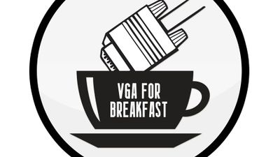VGA for Breakfast MAIN IMAGE