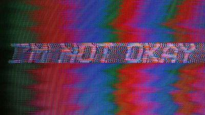 Alterazioni Glitch - Hybrid AV (video) MAIN IMAGE