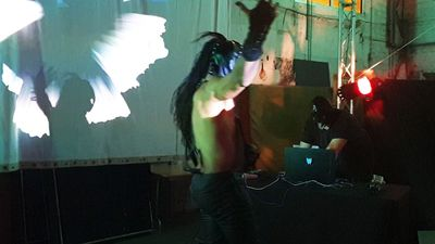 batchass electro-visual performance 2020