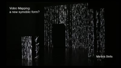 Video Mapping as a symbolic form
