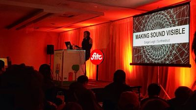 Making Sound Visible | Talk at FITC Toronto