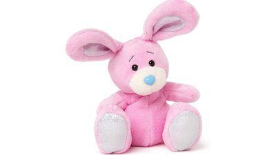 the pink rabbit want to open the pandora jar
