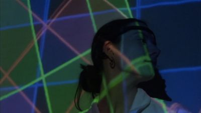 Brainwave controlled visuals