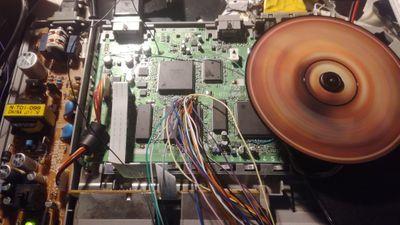 Video circuit bending / Glotchconsoles MAIN IMAGE