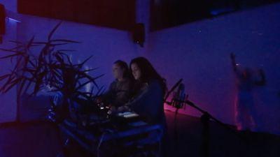 "Shihunova ""Cosmos & Rocks"" Audiovisual Live Set"