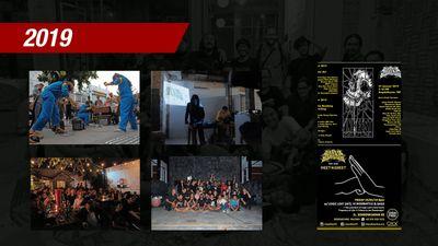 Jogja Noise Bombing Fest 2019