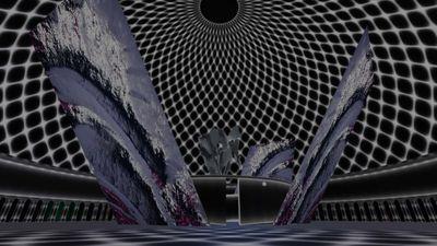 Esplora e naviga il metaverso di UXR:Zone