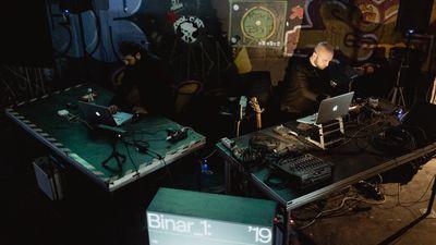Penumbre AV live set