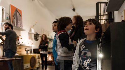 MusicUpNose_Concerto interattivo per bambini