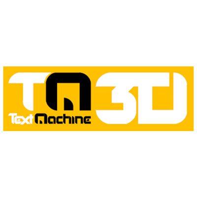 Text Machine 3D