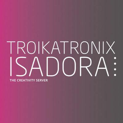 TroikaTronix - Isadora