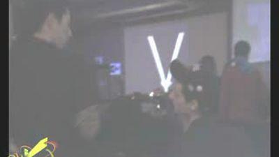 VJ KAR Video Report | LPM 2006 Rome