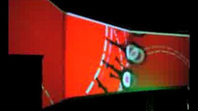Pintaycolorea VJ Set | Electrode 2008