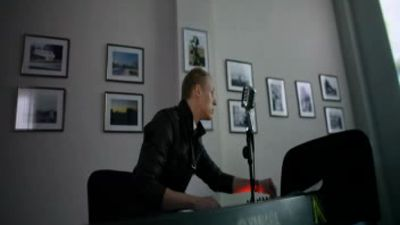 Alexei De Bronhe Live VideoArt Act - Fluxus, Jan Ader-Bus
