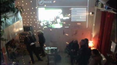 Transmediale: AV Node Lounge | LPM 2012 Kreuzberg