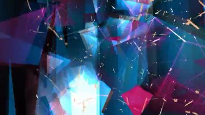 Trainism and crystal audiovisuals