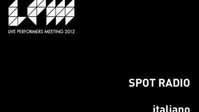 LPM 2012 Spot TV-Radio