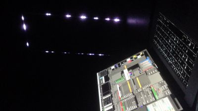 Lighting design Theater show