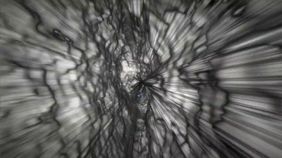 Recursive Infinity 2.69 - Raymarching AV show