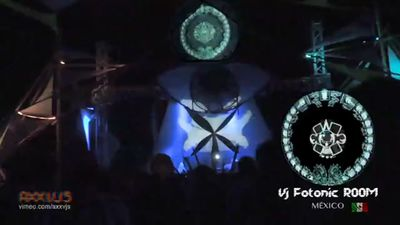 Cosmic Convergence 2015 Stage Visuals