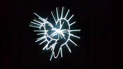 Laser Drawing - Spirals2