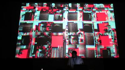 MACHINEPARANOIA | LPM 2015 Rome