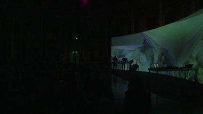 TONSTICH | Amelie Duchow [DE] | 10/10 | Live Cinema Festival 2020
