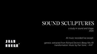 SOUND SCULPTURES REEL 2020