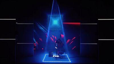 """""""Perpetuo"""" AV performance - Biennale Musica 2020"""