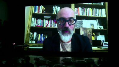 Symposium | Arianna Forte | Simone Arcagni + Nicola Gerundino | 24/09 | Live Cinema Festival 2021